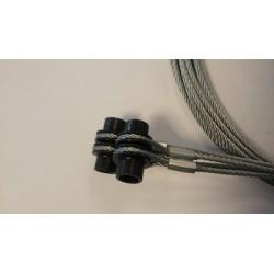 Câbles Long 2740 Ferrure Z...