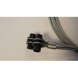 Câbles Long 2570 Ferrure Z...