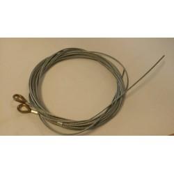 Câbles Long 7300 Ferrure L Hauteur 3000mm Hormann référence 3064364