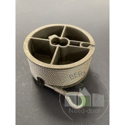 Tambour d'enroulement de câble Gauche Hormann Référence 3080093 - 3074266