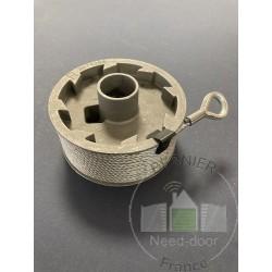 Tambour d'enroulement de câble Droit Hormann Référence 3080094 - 3074265