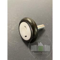 Roulette basse axe 50mm Ferrure N, L, BL et H Hormann Référence 3040311
