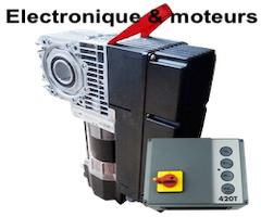 Electronique Hormann & Moteurs Hormann